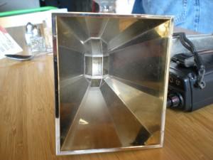 10 GHz Horn Antenna